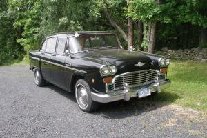 1968 Checker Marathon