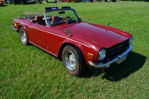 1976 Triumph TR6   **Outstanding Original Condition**