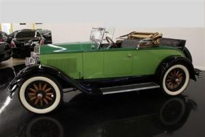 1928 BUICK ROADSTER SPORT WITH RUMBLE SEAT RESTORED SHOW PIECE RARE FIND