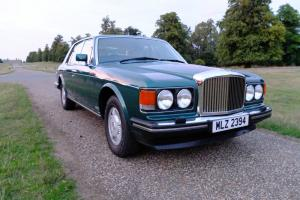 Bentley Mulsanne S style Eight V8 with 61600mls last owner Roy Wood of Wizzard