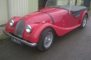 Morgan 4/4 2.0 TwinCam Historic Race/Competition Car Project