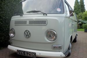 VW PANNEL VAN BAY WINDOW 1972 RHD TAX EXEMPT MOT DRIVE AWAY