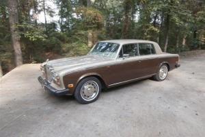 1980 Rolls Royce Silver Shadow II Base Sedan 4-Door 6.7L