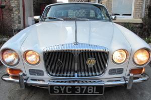 1972 DAIMLER/JAGUAR SOVEREIGN 4.2 SWB - STUNNING VEHICLE IN EVERY RESPECT