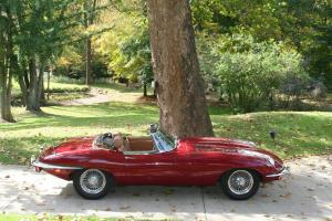 1969 Jaguar XKE Roadster E Type Photo
