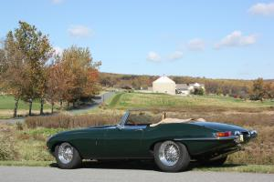 1967 Jaguar E-Type OTS Photo