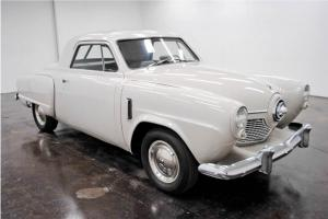 1951 Studebaker Champion Deluxe Business Coupe 170 Inline 6 Cyl Matching Numbers