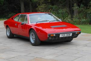 1977 FERRARI 308 GT4 DINO HISTORY FROM NEW  Photo