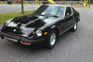 1980 Datsun 280 ZX Low Miles, Documented Family Owned since 1980
