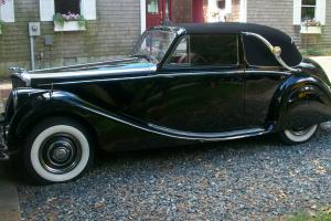 1951 Jaguar Mark  5 Drop Head Coup