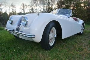 1953 Jaguar XK120 Base 3.4L OTS Special Equipment