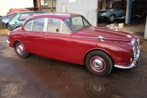 1968 DAIMLER V8 250 MANUAL  Photo