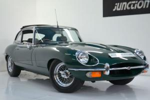 Jaguar E- Type 4.2 Auto 1970/H 15 Photo