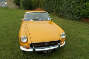 MG BGT 1970 A stunning Restoration to the Highest Standard, New MOT, Free Tax