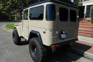 1974 FJ40 THE ULTIMATE LAND CRUISER! 350 EFI, LIFTED, 4 WHEEL DISC, PRISTINE!
