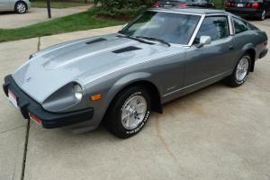 80 Datsun 280ZX Classic Engine is inline 6 5 speed manual Low miles