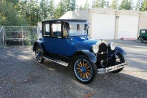 1923 Oldsmobile Opera Coupe Only Known Survivor in the U.S