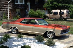 1965 BUICK RIVIERA ABSOLUTELY STUNNING SHOW CAR !!! NO RESERVE