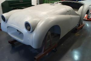 Triumph TR3 Project  Photo