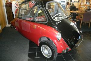 Heinkel Trojan 200 603 Like Messerschmitt Isetta Bubble Car 3 wheel