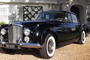 1959 Bentley S2 Continental Flying Spur. Photo