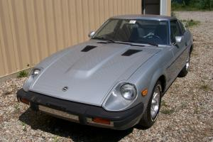 1979 DATSUN 280ZX SILVER ALL-ORIGINAL W/ OWNERS MANUAL AND CLEAR TITLE IN HAND