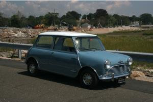 "1963 MORRIS COOPER ""RESTORED, AWARD WINNER, THE BEST!!!"""