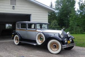 1930 Packard Super 8 model 740