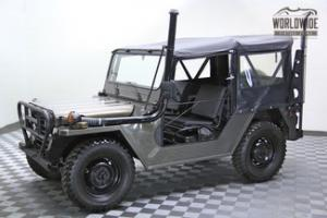 1959  JEEP MUTT! FRAME OFF RESTORATION!! ONE OF A KIND! MUST SEE TO BELIEVE! Photo