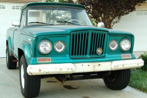 """1967 Jeep Gladiator """"Sprucetip Green"""" Straight 6, Great Condition for Year FUN!!"""
