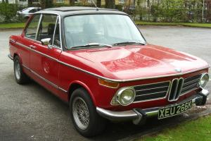 BMW 2002 Tii (1972) in good condition