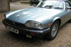 Jaguar XJS Convertible 5.3 V12