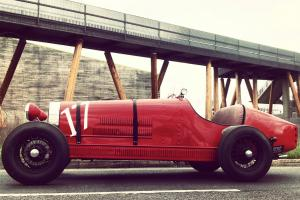 Bugatti type 35 replica, volkswagen based recreation