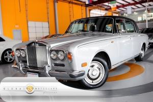 1972 ROLLS-ROYCE SILVER SHADOW LWB 26K-MILES AUTOMATIC GREAT-CONDITION Photo