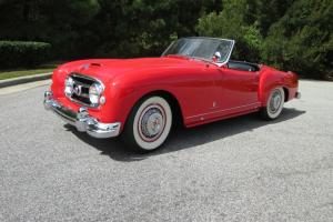 1952 Nash Healey Roadster