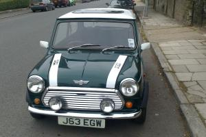 MINI COOPER. J reg. Great condition. All original features. Brand new brakes.
