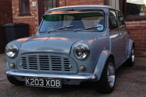 Classic Mini 1310 ROVER MINI MAYFAIR 1992 GREY  Photo