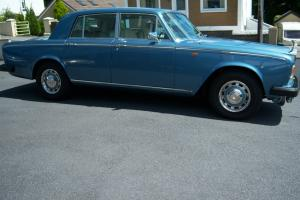 ROLLS ROYCE SILVER SHADOW II IN OUSTANDING CONDITION Photo