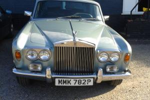 1976 ROLLS ROYCE SIVER SHADOW 1. LOW MILEAGE. FULL SERVICE HISTORY.