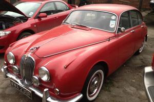 Jaguar MK2 2.4 overdrive 1968  Photo
