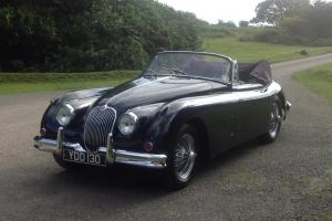 Jaguar XK150 DHC RHD ORIGINAL UK CAR