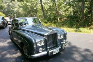 1965 LHD Silver Cloud III Rolls Royce I- All original Air auto