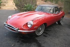 JAGUAR XKE E-TYPE SERIES 2 BEAUTIFULLY RESTORED
