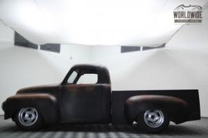 "1954 Studebaker Truck CUSTOM Restorod with Air Ride! ""Fauxtina"" 4 Speed SHOW!!"