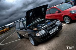 RARE 1987 FORD ESCORT 175BHP COMBI VAN RS TURBO RECENT RESTORATION