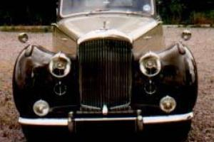 BENTLEY MK VI   , ROLLS ROYCE R TYPE  3-POSITION DROP HEAD