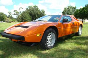 1977 Maserati Merak Base SS Coupe 2-Door 3.0L