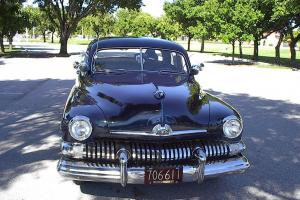 1951 Mercury Sport Sedan with 57,000 original miles