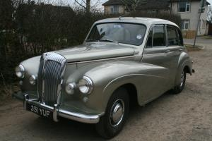 Daimler Conquest 1953  Photo