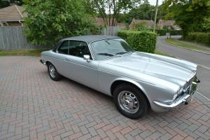 Daimler sovereign 4.2 coupe automatic 1977 pilarless coupe 3 owners from new  Photo